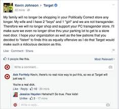 This Guy Created A Fake Target Account To Troll Gender-Neutral ... via Relatably.com