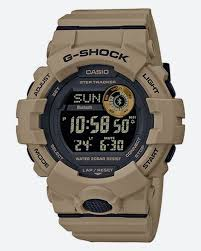 Наручные <b>часы Casio</b> G-Shock, <b>GBD</b>-<b>800UC</b>-<b>5ER</b>, хаки, черный ...