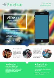 mobile apps promotion flyer template mobile phones flyer mobile phone service a5 promotional flyer premadevideos com a5