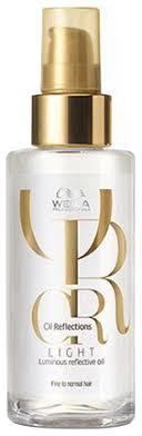Купить <b>легкое масло для придания</b> блеска волосам oil reflections ...