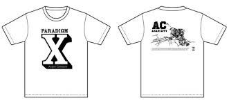 empty Devil Summoner: soul hackers paradigm <b>XT shirt</b> L size white ...