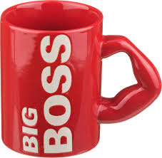 <b>Кружка Lefard Big</b> Boss, 500 мл. 563011