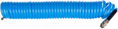 <b>Шланг спиральный</b> с фитингами рапид (10 м; 8x12 мм) <b>FUBAG</b> ...