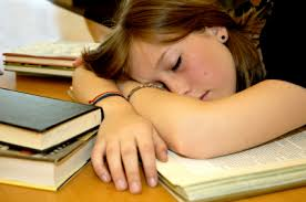 teen-sleeping