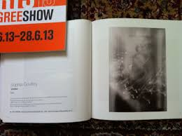 visual arts degree show book sophia gourley 0 comments