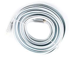 <b>Аксессуар AOpen HDMI 19M</b> v2 0 10m Silver White ACG568F S ...