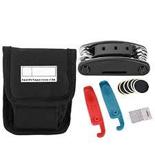 Bike <b>Tire</b> Patch, <b>Portable Tire</b> Self-Adhesive Puncture Repair Patch ...
