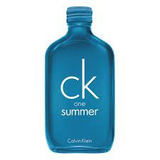 Calvin Klein <b>CK One Summer</b> Eau de Toilette 100ml | Free Shipping ...