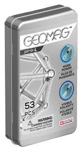 <b>Магнитный конструктор GEOMAG PRO L</b> 040-53 Pocket Set ...