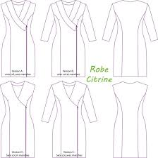 Image of Robe <b>Citrine</b> | <b>Citrine</b>, Robe, Robe patron