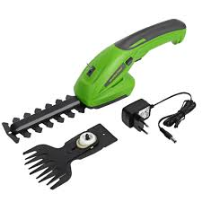 <b>WORKPRO</b> 2 In 1 <b>Electric Trimmer</b> 7.2V Lithium-ion <b>Cordless</b> Hedge ...