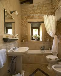 country bathroom colors:  images about the country bath on pinterest ruffle shower curtains slate tiles and tile