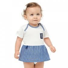 <b>Lucky</b> Child <b>Боди</b>-платье для девочки Скажи да Клетка 83-19 ...