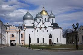 Novgorod Veliky – its own architect