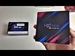 <b>H96 Max</b> Android <b>TV</b> Box - <b>RK3318</b> - 4GB+64GB - Under $40 - Any ...