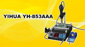 Ремонт <b>паяльной станции YIHUA</b> YH-853AAA от подписчика ...