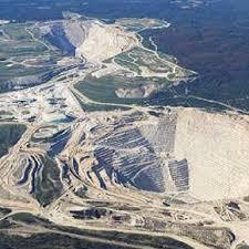 Afbeeldingsresultaat voor logan lake copper mine canada