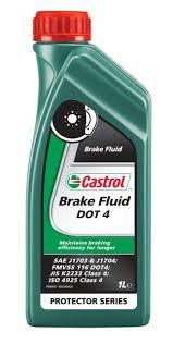 """<b>Жидкость тормозная Castrol</b> """"Brake Fluid DOT 4"""", 1 л — купить в ..."""