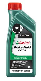 "<b>Жидкость тормозная Castrol</b> ""<b>Brake</b> Fluid DOT 4"", 1 л — купить в ..."