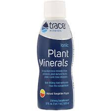 Trace Minerals Research <b>Ionic Plant Minerals Natural</b> Tangerine ...