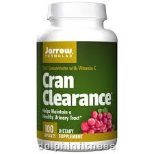 Jarrow Formulas <b>Cran Clearance</b> (<b>100</b> Capsules)