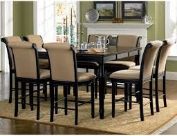 Tall Dining Room Sets High Dining Room Chairs Image Of Counter Height Dining Table