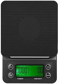 Digital <b>Coffee Scale</b> with Timer, Portable Electronic <b>Household</b> ...