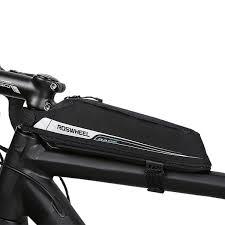Roswheel <b>2018 New Design Bicycle</b> Front Tube Bag Mountain Bike ...