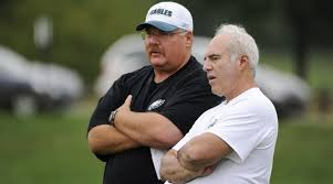 Andy Reid and Jef Lurie