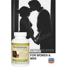 Fairhaven Health <b>FertileDetox, For Women &</b> Men, Detox, Hamil ...