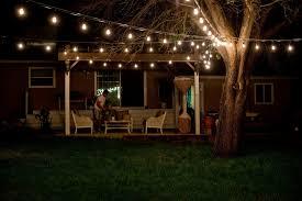 image of design outdoor string lights backyard string lighting ideas