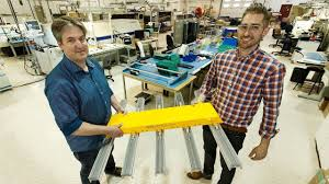 <b>New LED lighting</b> technology brings the power of the Sun to ...
