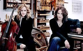 Daily album review 28: Cellist <b>Sol Gabetta</b> tames pianist <b>Hélène</b> ...