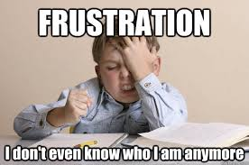Frustration memes | quickmeme via Relatably.com