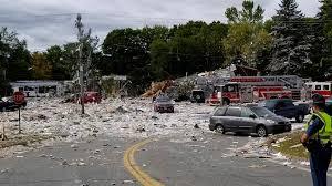 Building explosion kills firefighter in Farmington, Maine | Boston.com