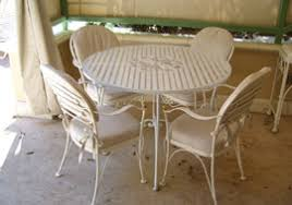 wrought iron art deco art deco outdoor furniture