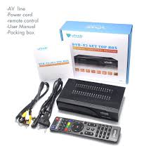<b>Vmade</b> K6 <b>HD 1080P</b> H.265 Digital Built RJ45 Youtube DVB-T2 ...