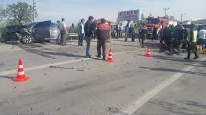Kocaeli'de zincirleme kaza: 2 ölü