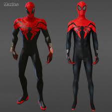 Disfraz De Hombre Araña De <b>Marvel Comics superior</b> 4D Mono ...