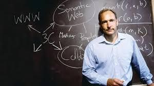 Resultat d'imatges de Tim Berners-Lee