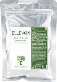 <b>Ellevon альгинатная маска с</b> хлореллой Ellevon Chlorella ...