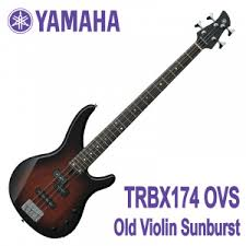 <b>YAMAHA TRBX174</b> OVS <b>Бас</b>-<b>гитара</b>, цвет <b>Old</b> Violin Sunburst ...
