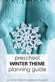 Preschool <b>Winter Theme</b> Activities - Fantastic Fun & Learning
