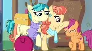 '<b>My Little Pony</b>' Celebrates Pride Month With <b>1st</b> Same-Sex Couple ...