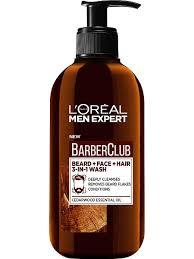 10% <b>L'Oreal Paris</b> Men Expert Barber Club <b>Очищающий гель</b> 3 в 1 ...