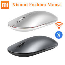 <b>Original Xiaomi Fashion Mouse</b> Bluetooth Wireless Game Mouse ...