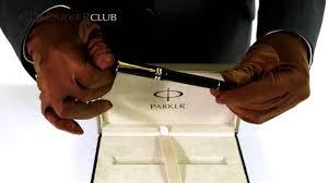 <b>S0690470 Ручка</b>-<b>роллер Parker</b> (<b>Паркер</b>) Duofold Black GT ...