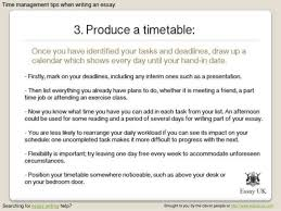 management essay writing  compucenterco essay writing time management tips when writing an essay