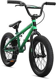 Mongoose Legion L16 Freestyle Sidewalk BMX Bike ... - Amazon.com