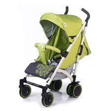 <b>Коляска прогулочная Babyhit RAINBOW</b> LT светло-зеленый, серый